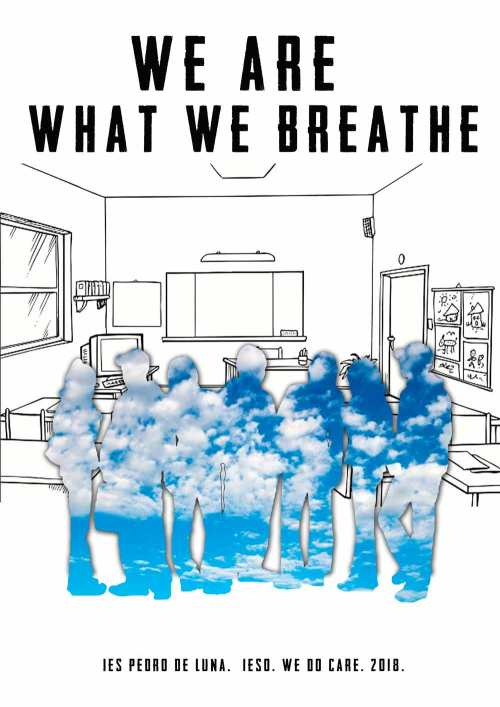 cartelWEB-WE-ARE-WHAT-WE-BREATHE---1-ESO-2018-PEDRO-DE-LUNA